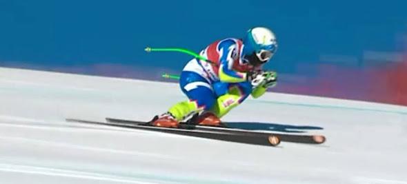 Ilka Stuhec Slovinsko, 6x body v Amerike