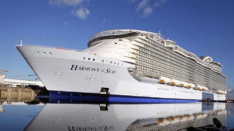 Largest Cruise Ship Today