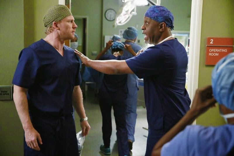 POLL : Favorite Scene from Grey's Anatomy - With or Without You