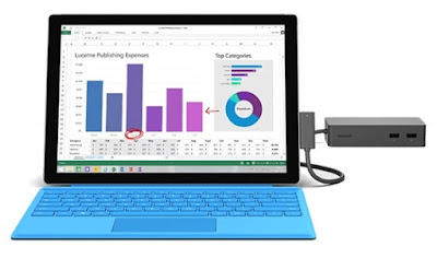Microsoft | Surface | Surface Pro 4 | Surface Dock | Docking Station | Tablet | Laptop | Ultra-portable