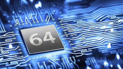 Teknologi prosesor 64-bit pada smartphone
