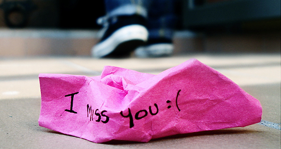 I Miss You, rindu, saya rindukan awak, rindu itu sakit, sakit merindu