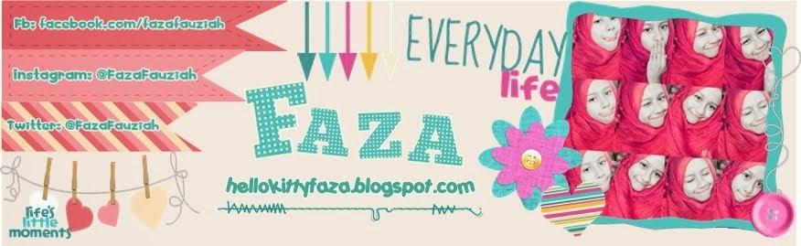 Faza Blog