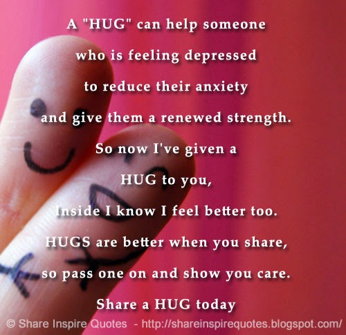 ended relationship feel sad hugs