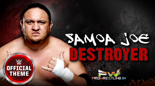 "Download WWE Samoa Joe's Official Theme Song ""Destroyer"" Free Mp3 samoa joe wwe mp3 download m4a itunes mp3 wwe 2016 theme song"