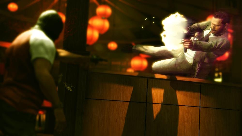 7+(1) New Max Payne 3 Screenshots