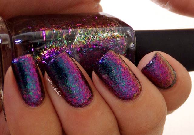 ILNP Multichrome flakie - Luna