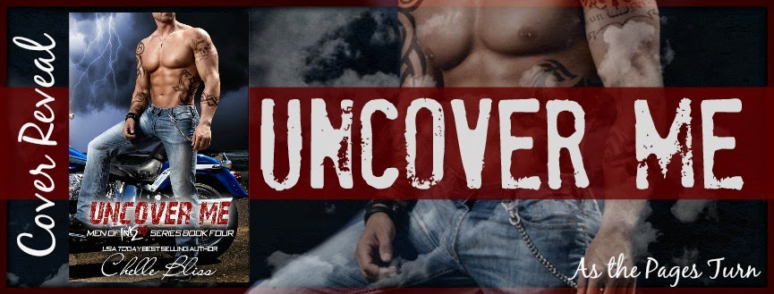 Cover Reveal + Giveaway – Uncover Me by Chelle Bliss