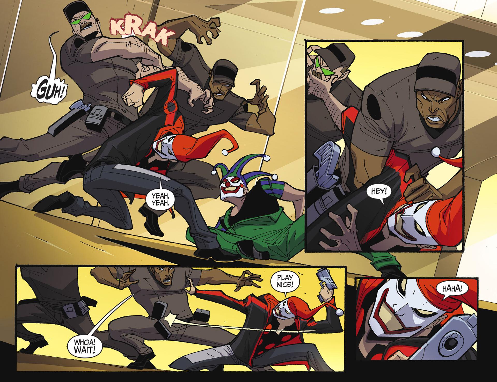Batman Beyond 2.0 #17 #24 - English 7