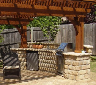 Design For Today: Tips for a great outdoor kitchen.