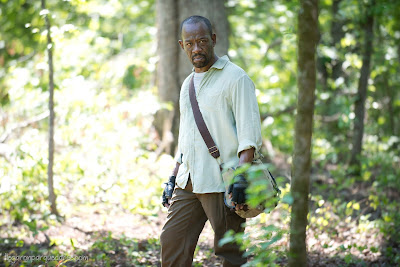 Lennie James  como Morgan