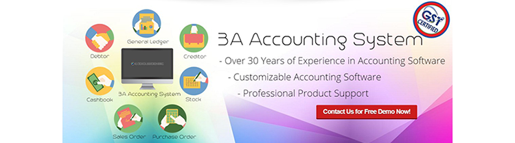 3A Accounting System