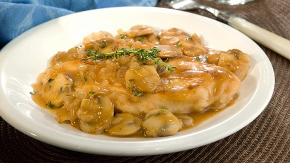 Knorr chicken marsala