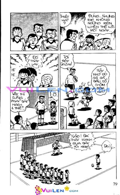 Jindodinho - Đường Dẫn Đến Khung Thành III  Tập 1 page 79 Congtruyen24h