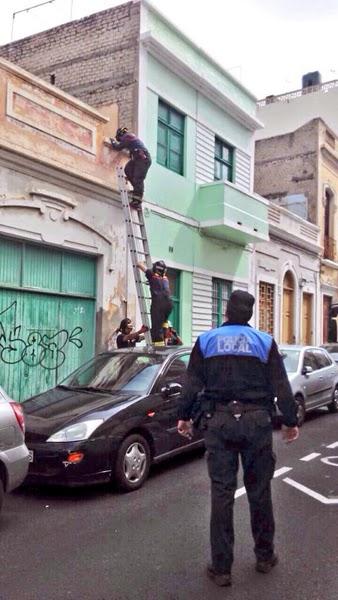 Muere un matrimonio en estado de abandono, Las Palmas de Gran Canaria