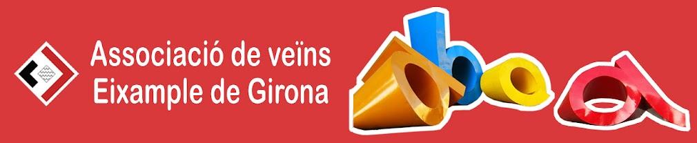 Associació de veïns i veïnes de l'Eixample de Girona