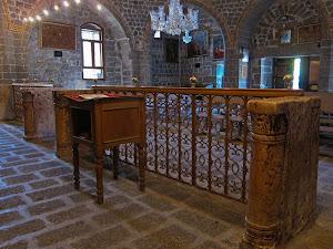 Dêra Dayê Meryamayê - Ancient Assyrian Church, Diyarbakir