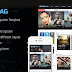 SevenMag Blog Magzine Games News Drupal Theme
