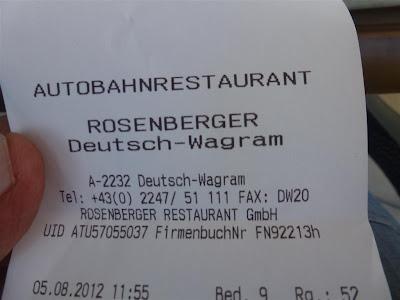 Rosenberg autobahn restaurant