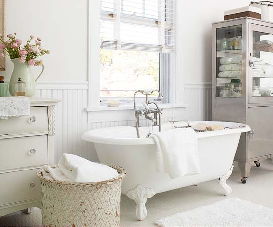Home decor 2012 bathroom decorating design ideas 2012 for Neutral bathroom ideas