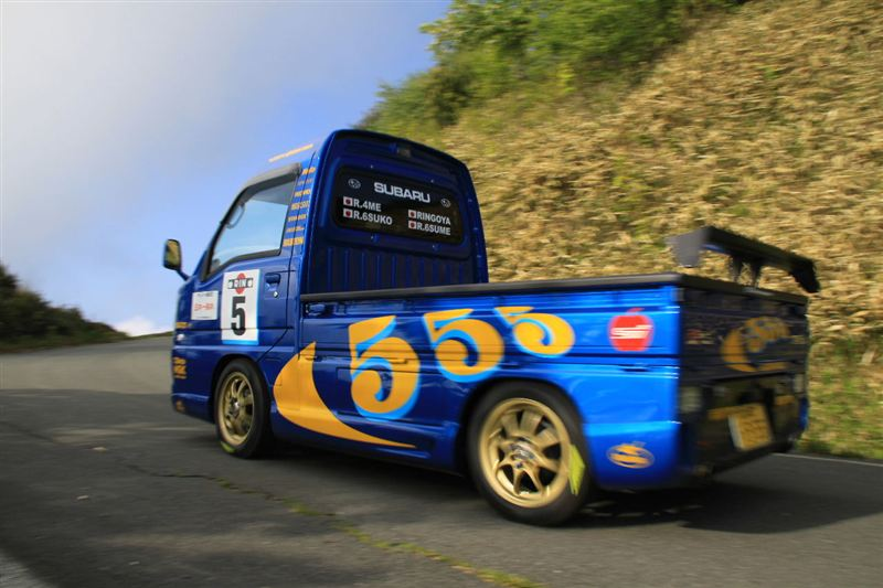 Subaru Sambar VI, ciekawostki JDM