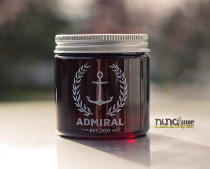 Pomade Admiral Original 100% (Waterbase)