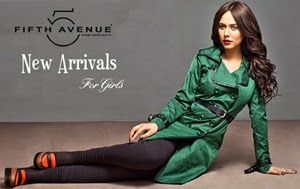 Fifth Avenue New Arrivals