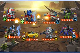 Download Transformers Battle Tactics Android