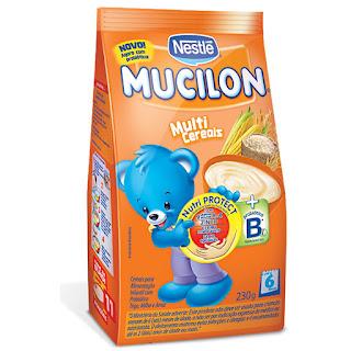 Mucilon® tradicional multicereais