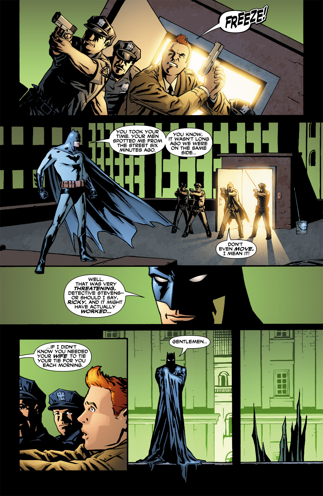Detective Comics (1937) 815 Page 9