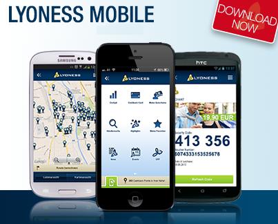 La app para pymes de Lyoness