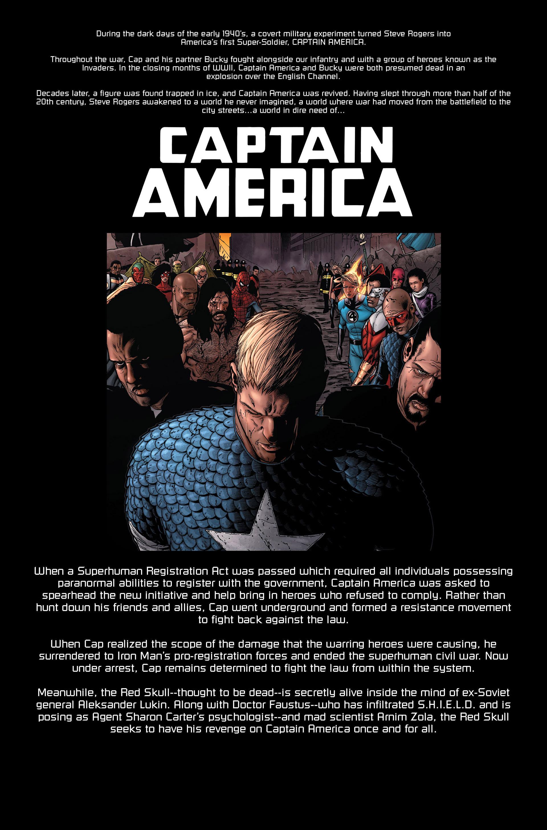 Captain America (2005) Issue #25 #25 - English 2