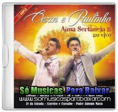 CD Cezar e Paulinho – Alma Sertaneja 2 (2015)