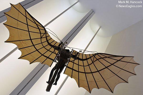 Механические крылья для человека своими руками 95