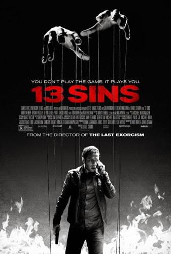 13 Sins (2014) di Bioskop