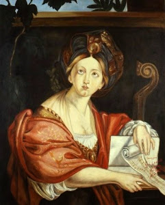 Sibilla Cumana, by Giacomo Di Chirico
