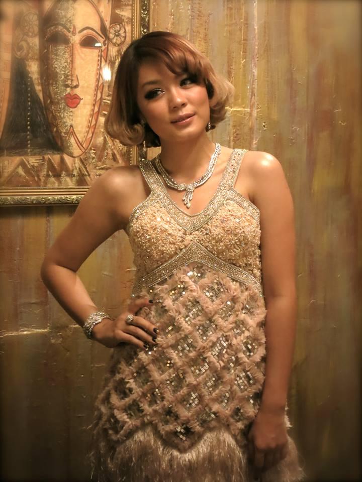 Hot Myanmar Celebrity: ေမာ္ဒယ္ ေရႊစင္ (Myanmar Model …