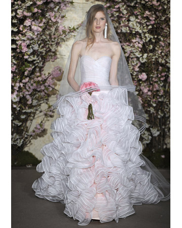 Welcome To Blush Blog Wedding Dresses That Make Us Blush