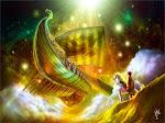 Navegad más allá de vuestros sueños y tocareis el corazón de vuestra alma