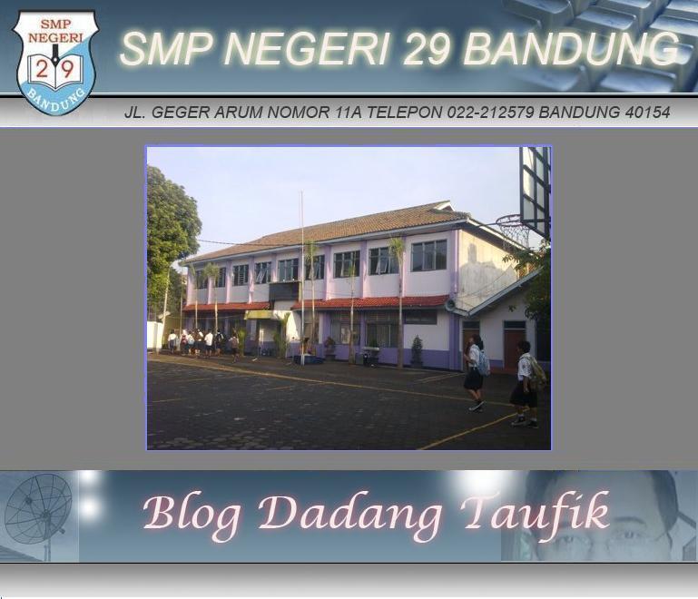 SMP NEGERI 29 BANDUNG