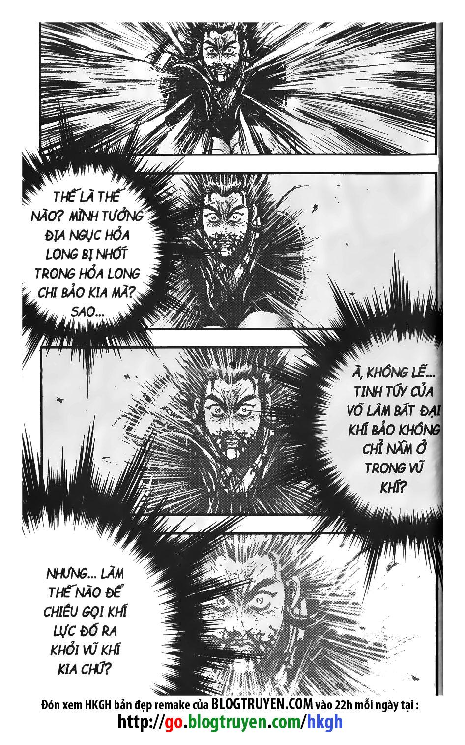 Hiệp Khách Giang Hồ chap 397 page 14 - IZTruyenTranh.com