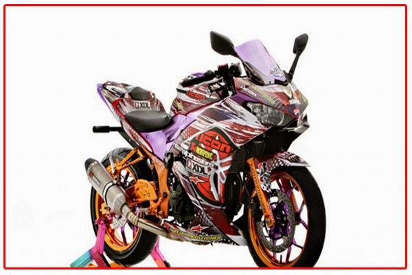 Motor Yamaha R25 2015 Terbaru
