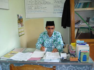 kepala MTsN Tapin Selatan