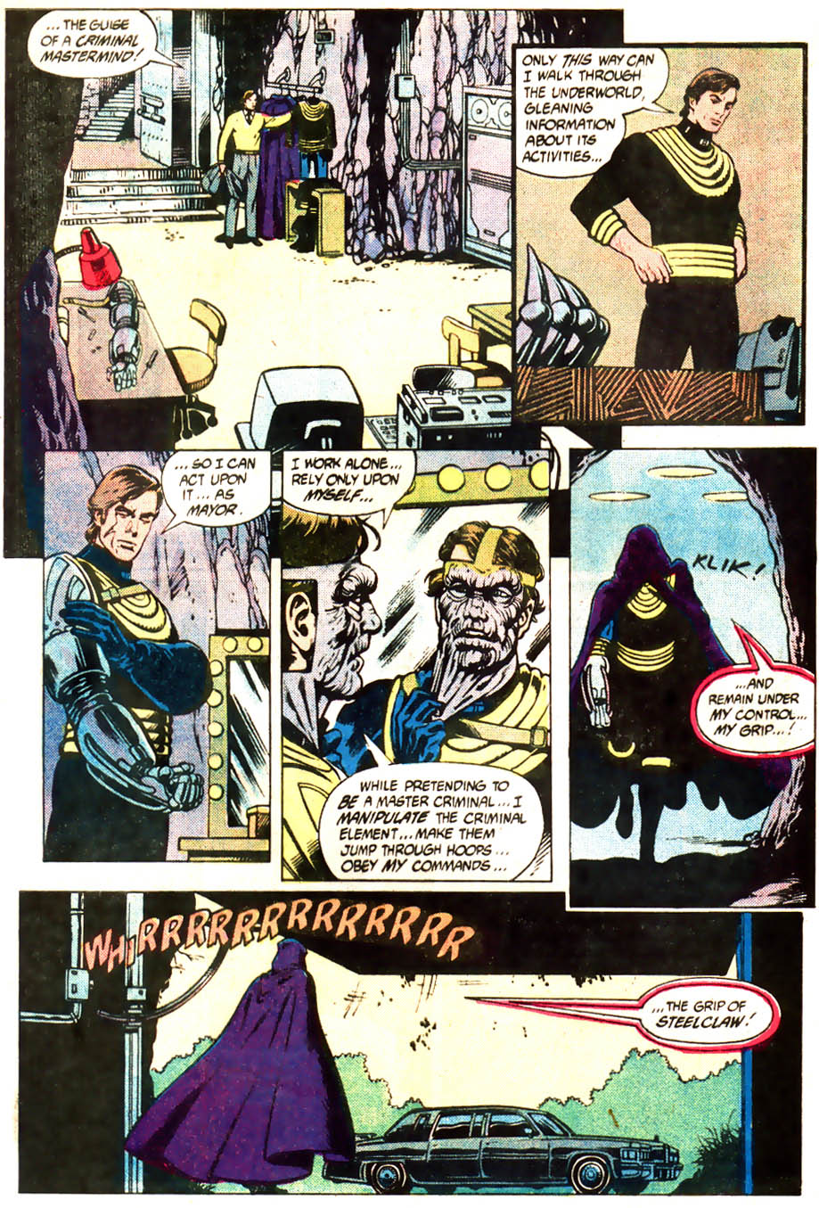 Detective Comics (1937) Issue #562 Page 25