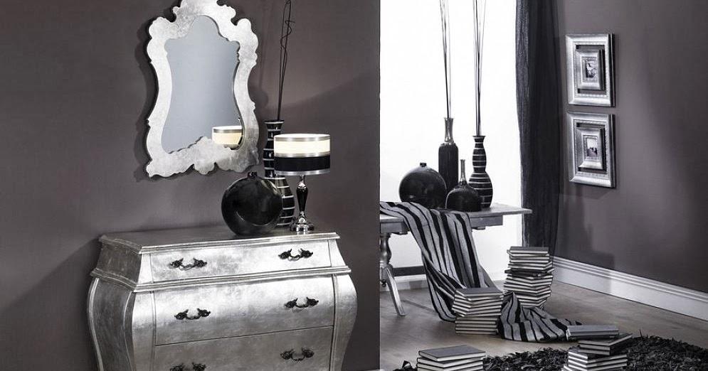 Decoracion actual de moda decoraci n con plateado - Decoracion actual de moda ...