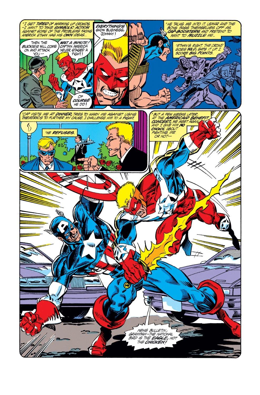 Captain America (1968) Issue #381 #314 - English 22