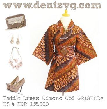 Butik Batik Online| Batik Maxi Dress |Toko Baju Batik Online| Baju