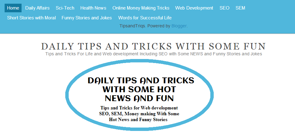 Money Making Tricks And SEO Tricks