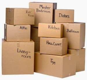 Removals, boxes and storage Newcastle