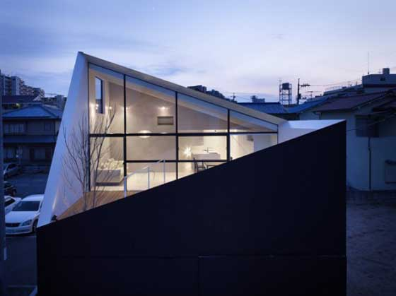 Japanese home design modern desert homes - Modern japanese house ...